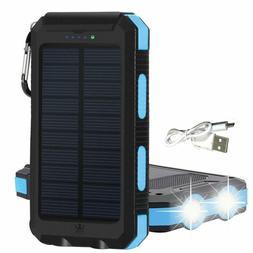 Kyng Electronics 30000mAh Solar Portable Phone Charger Bank