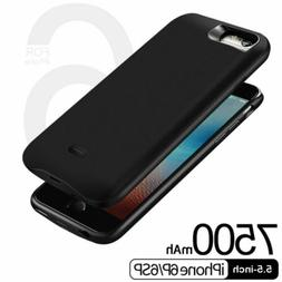 7500 For iPhone 6Plus 6SPlus Portable Power Bank Pack Batter