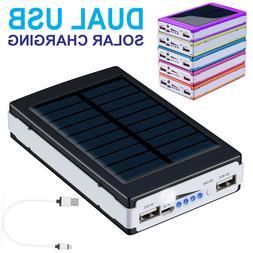 900000mAh Dual USB Portable Power Bank External Battery Back