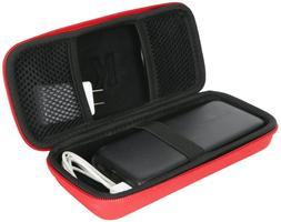Khanka Hard Travel Case  For Ravpower Portable Charger Ravpo