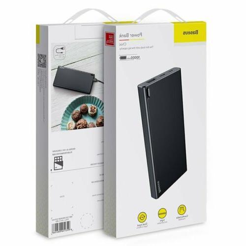 Baseus Portable LED US