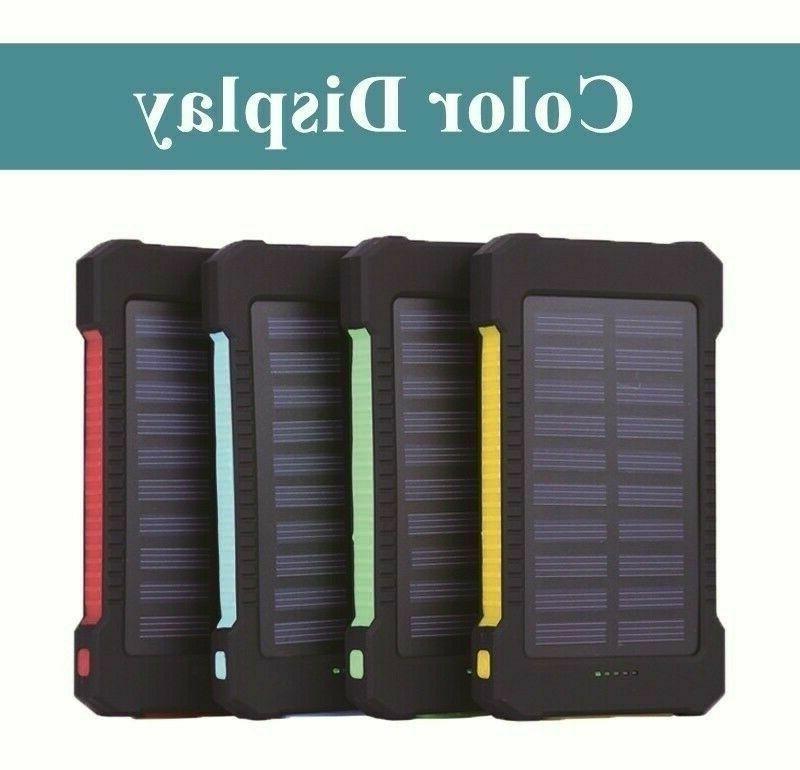 Portable Power Bank 900000mAh Battery