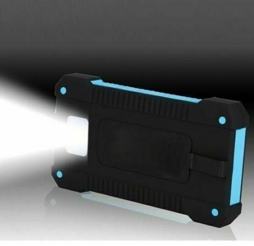 Portable Solar 900000mAh Battery USA