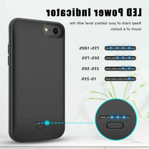 4000mAh iPhone 2020 Power Bank Pack Charger Case Cover