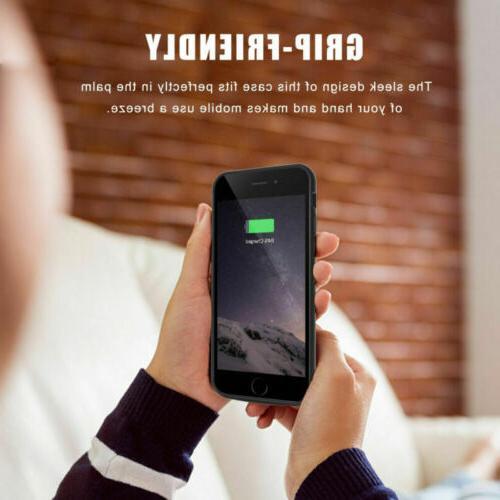4000mAh iPhone 2020 Power Bank Pack Cover