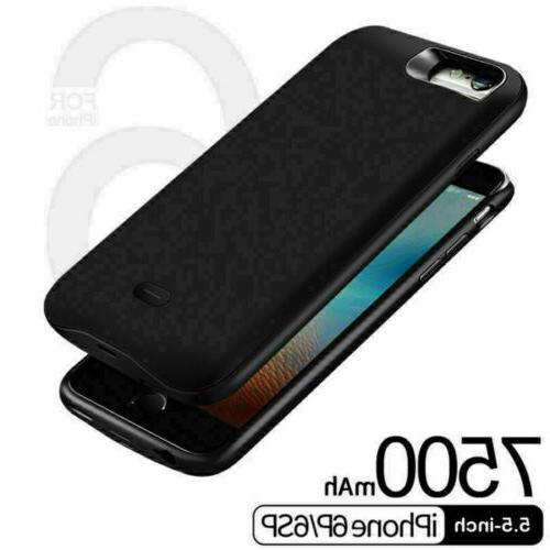 7500 for iphone6plus 6splus portable power bank