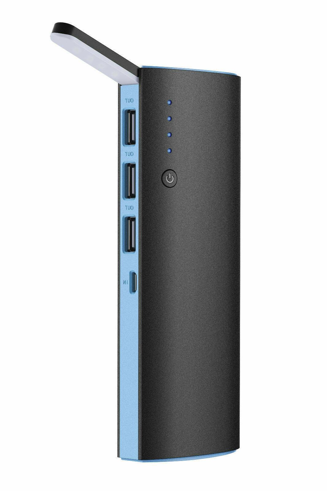 900000mAh Power Bank LCD LED Phone