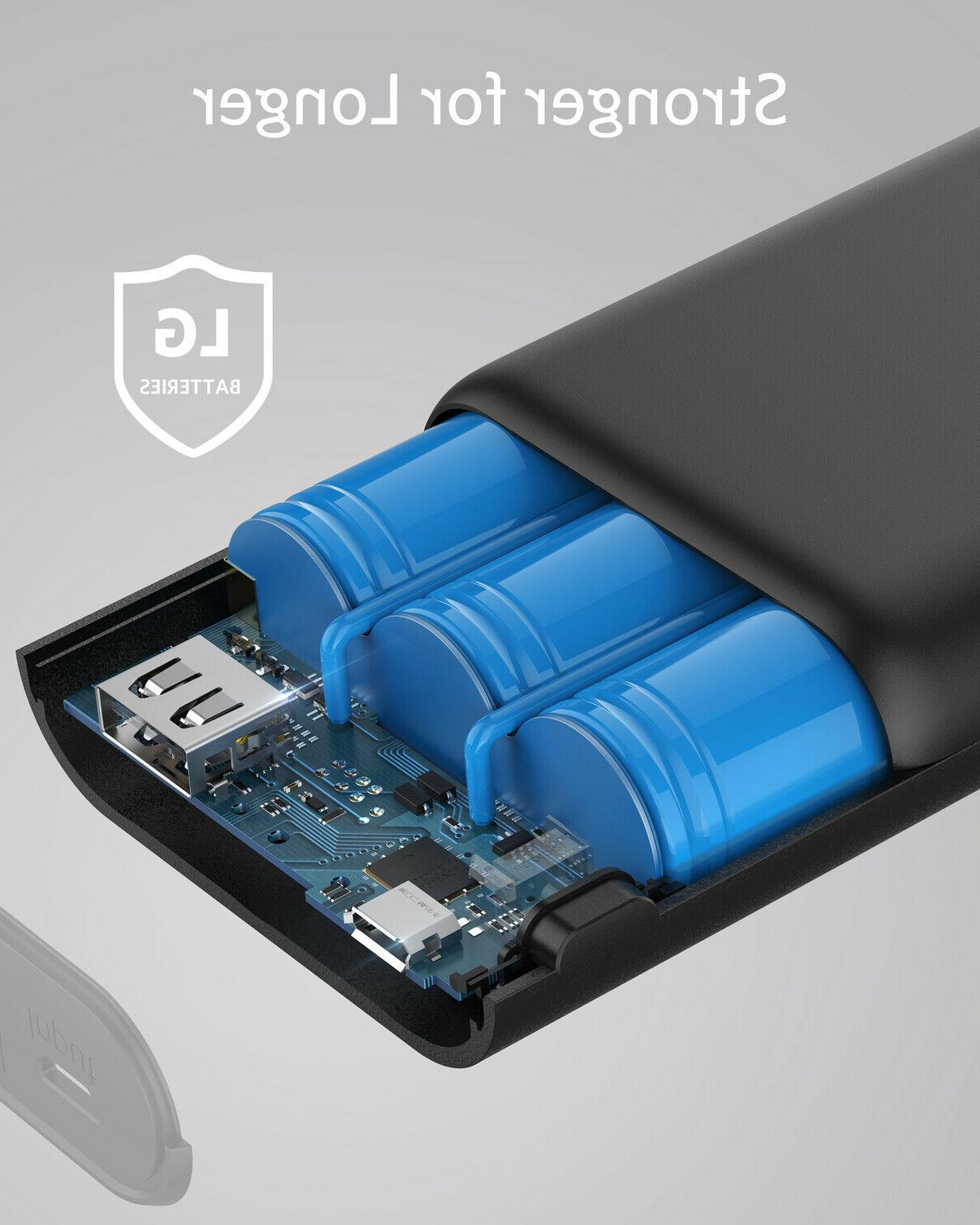 Anker 10000mAh Portable Charger Power