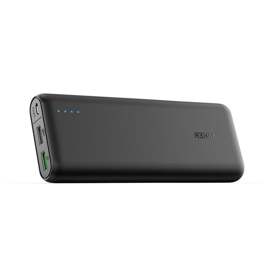 Anker 20000 PORTABLE CHARGER POWER BANK Charge