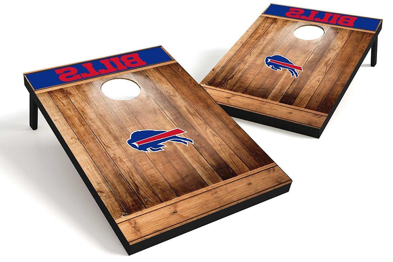 Bean Game Cornhole Adult Kids Toy Fun Boards NFL