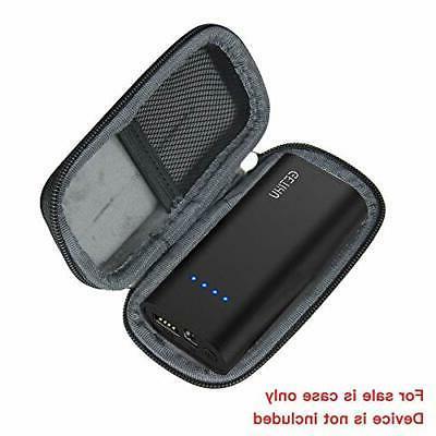 Hermitshell Black Case GETIHU Pocket-Size