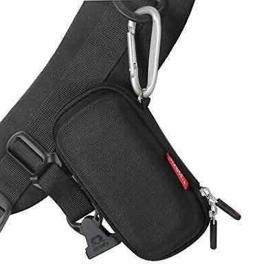 Hermitshell Black Case Pocket-Size