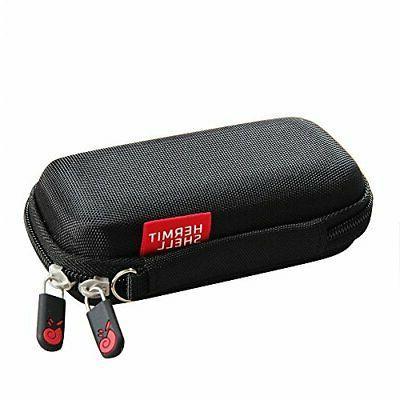 Hermitshell Travel Black Case Fits GETIHU Pocket-Size