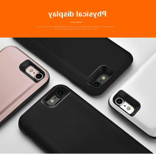 7500 For iPhone 6Plus 6SPlus Pack Charger Cover