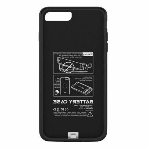 7500 iPhone 6SPlus Power Pack Battery Cover