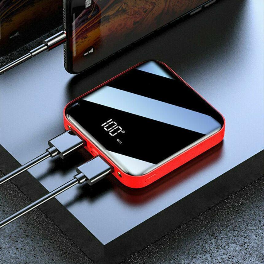 UltraThin Portable Battery Backup