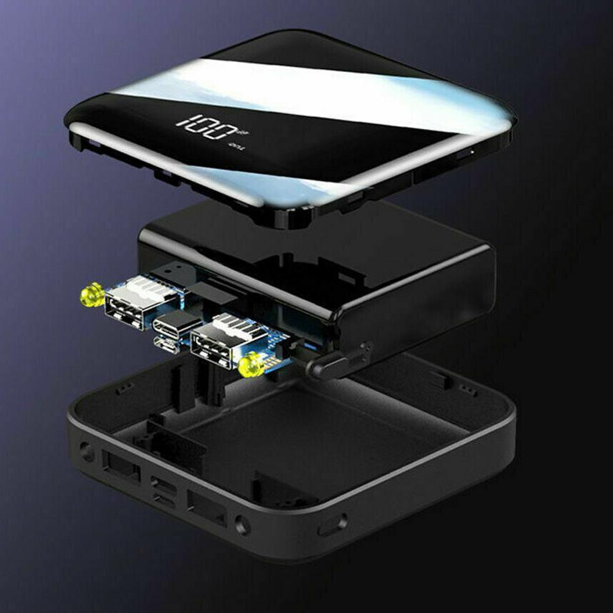 Mini 900000mAh Power Battery