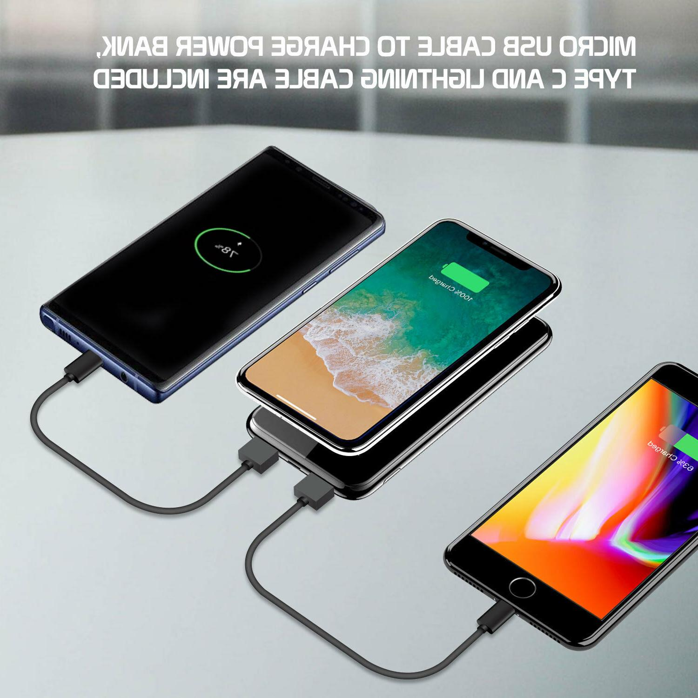 Portable Wireless Power USB A Ports