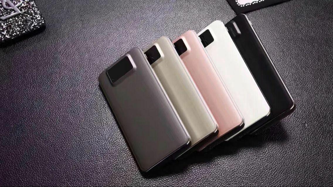 Portable LCD Bank 2 Phone