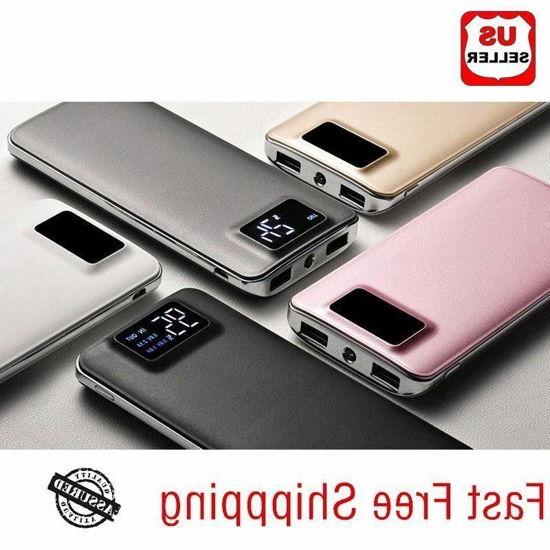 Portable Bank External Battery For Phone