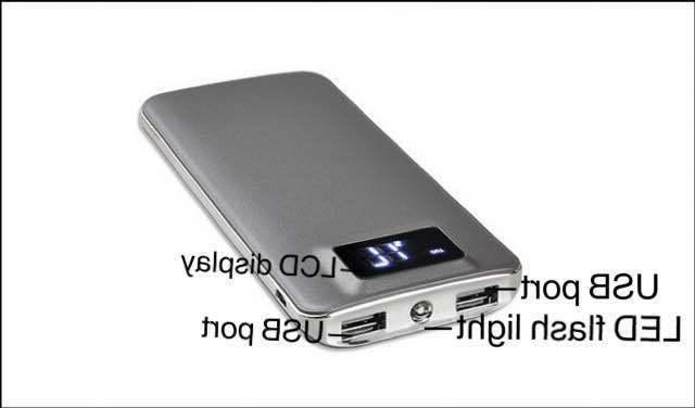 Portable Bank Battery Phone