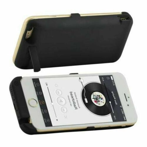 Portable Power Bank USB Charger Case Cover iPhone 6s 7 8