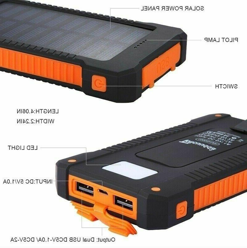 Portable 900000mAh Battery