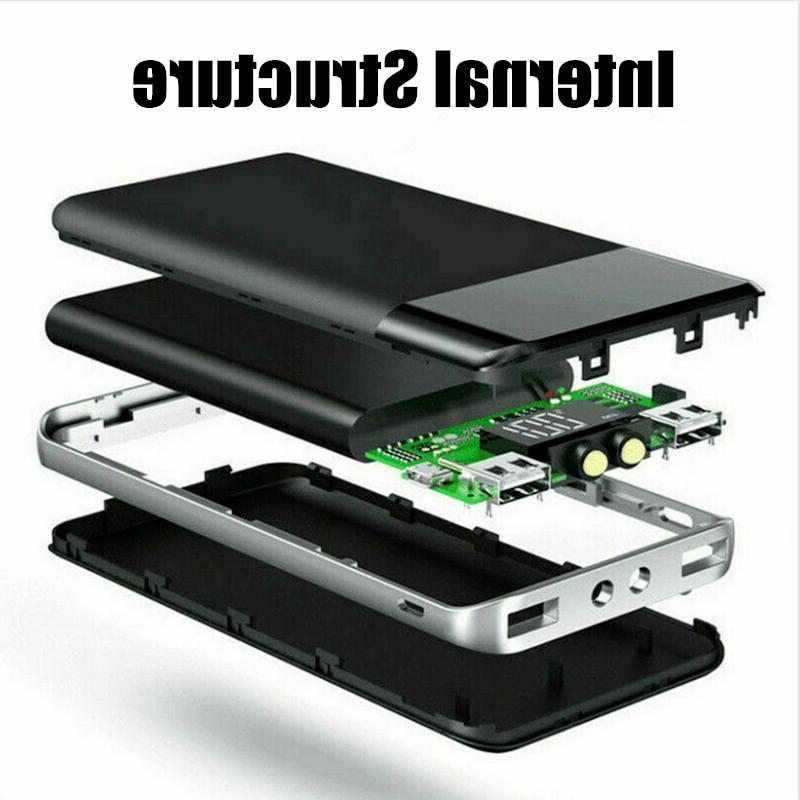 900000mAh Backup Fast Charger External Battery