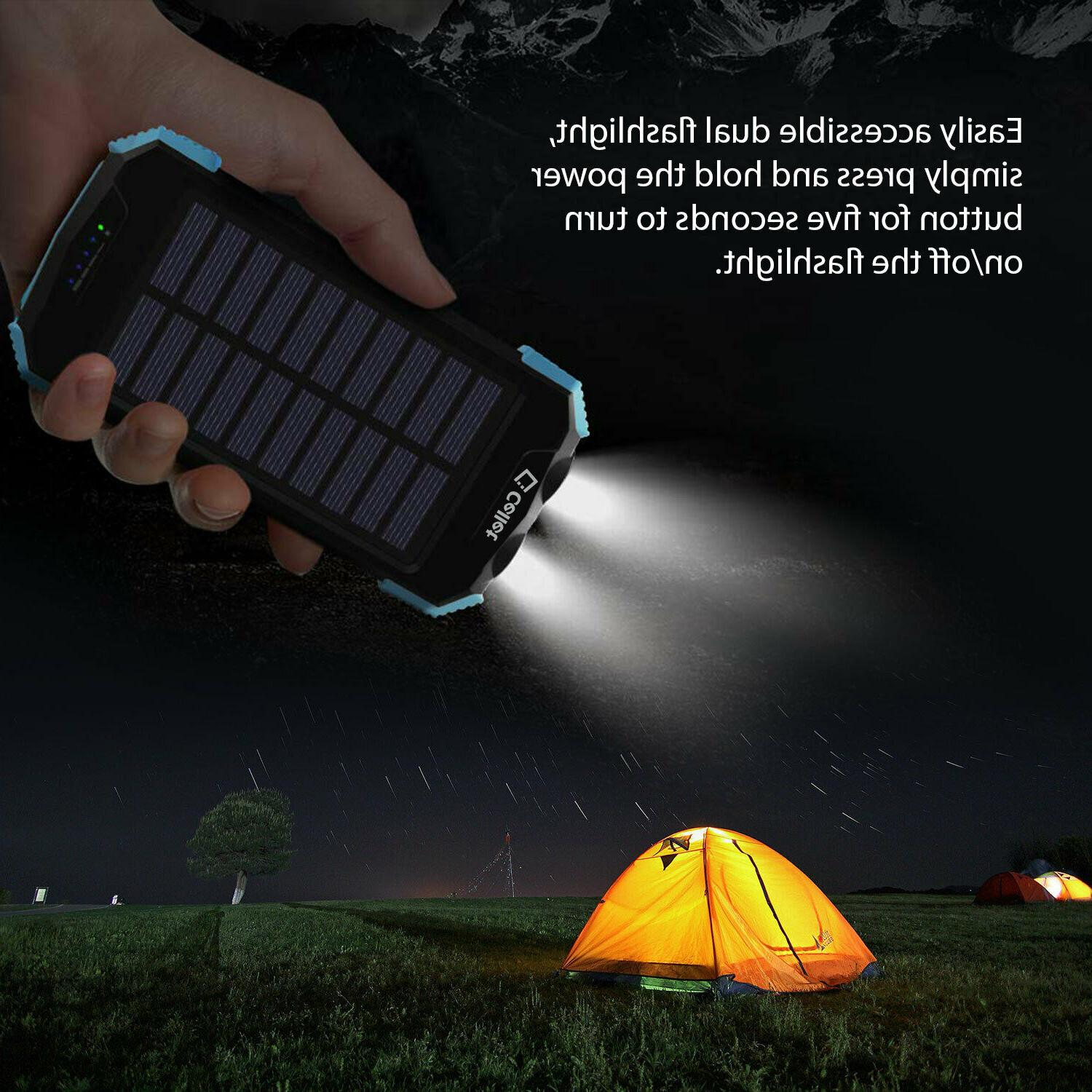 Cellet Powered Outdoor Wireless Power Bank