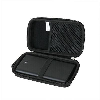 travel case fits ekrist xooparc portable charger