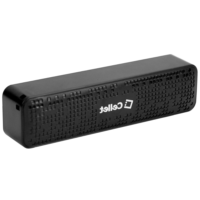 universal black 2000mah usb external portable backup