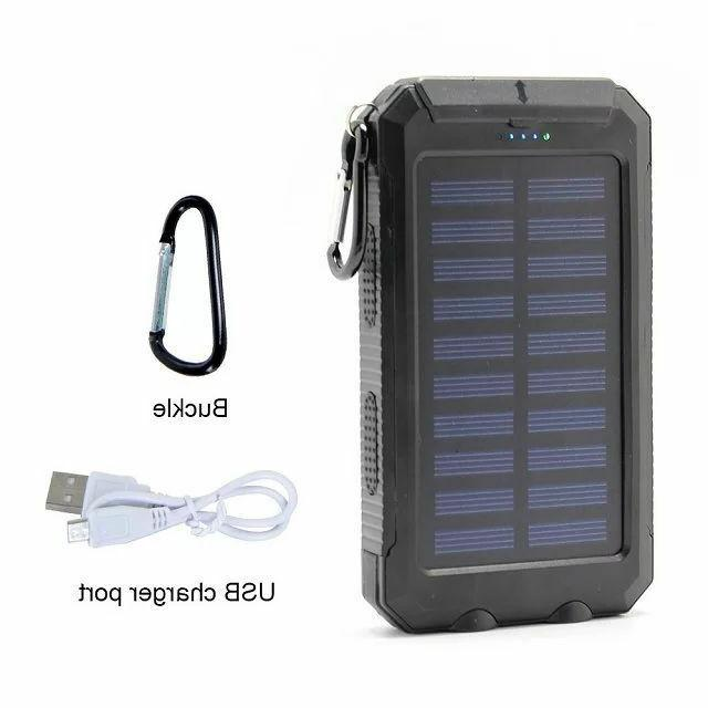 Portable Solar Bank