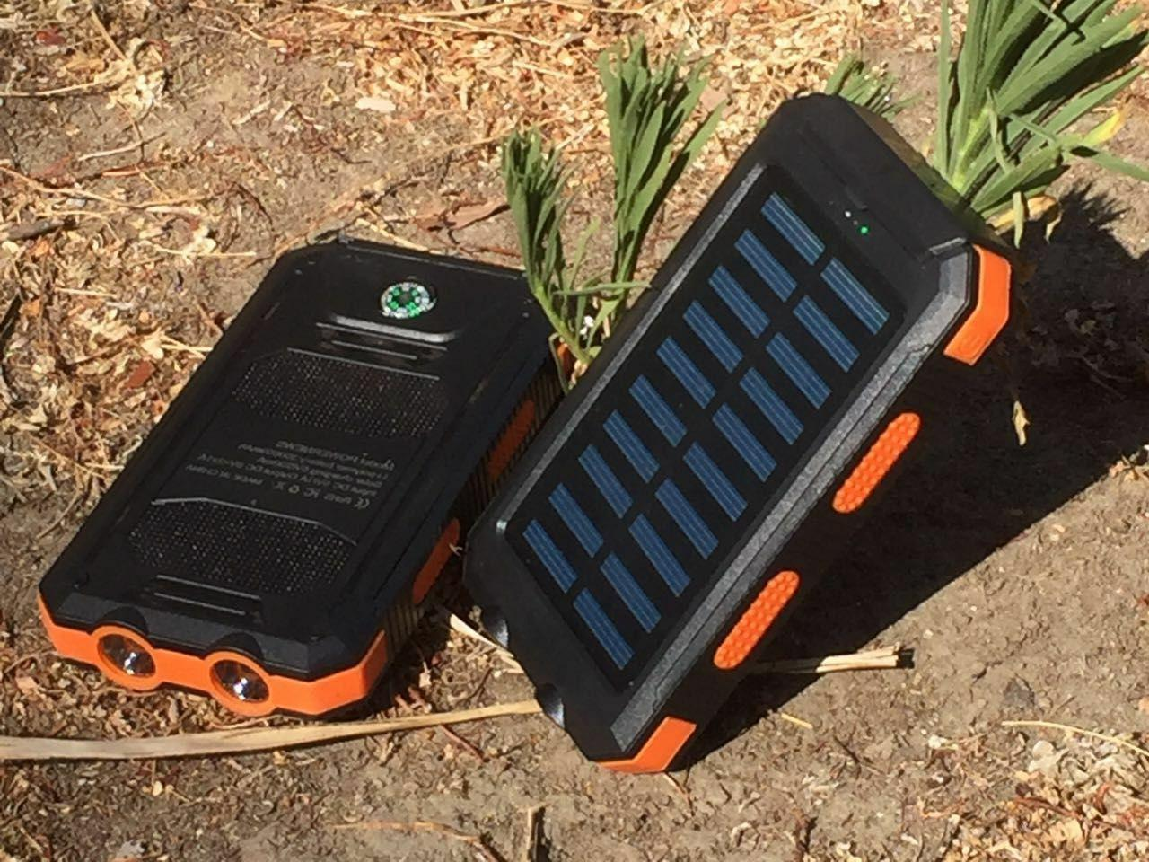 2021 2000000mAh USB Portable Bank