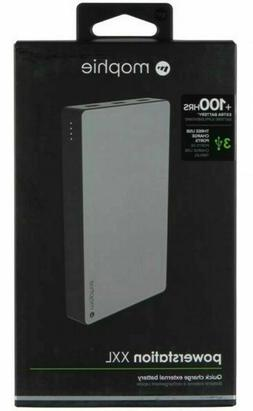 NEW Mophie Powerstation XXL Portable Charger 20000mAh, +100