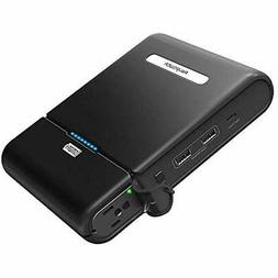 Portable Power Banks AC Outlet Charger 27000mAh 85W Built In
