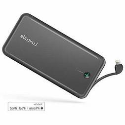 PowerEasy 10000mAh Slim Portable Power Banks Charger IPhone,