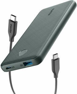 Anker Slim PD 10000mAh Portable Charger USB-C Power Bank Fas