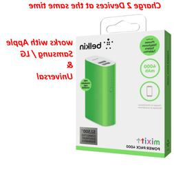 Universal Belkin Power Pack Series 4000mAh Portable Battery