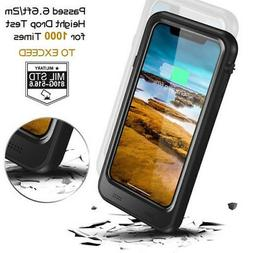 Waterproof Portable Battery Power Bank Charger Case Cover fo